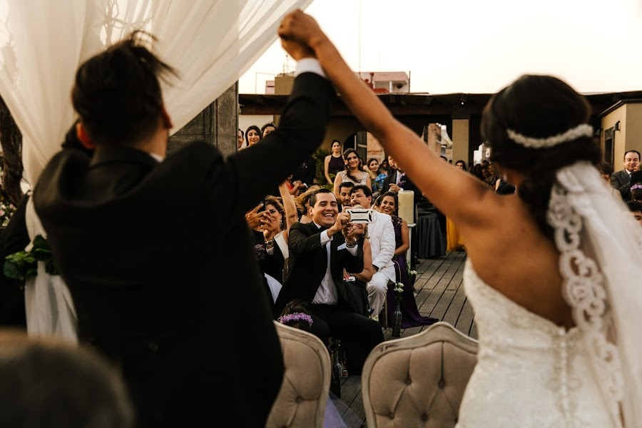 Wedding photographer Gustavo Liceaga (GustavoLiceaga). Photo of 01.06.2017