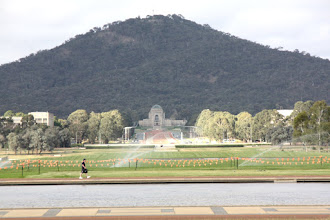 Photo: Year 2 Day 227 - War Memorial in Canberra