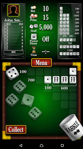 Farkle Dice Game 1.1.27 screenshots 2