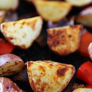 Roasted Breakfast Potatoes.