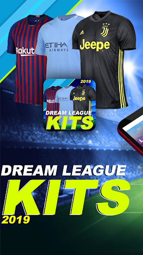 Dream Kits League Soccer 2020 90.21 Screenshots 1
