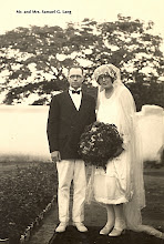 Photo: Samuel G. Lang married missionary Clara Mueller in 1928. Samuel began his missionary service in 1926; the couple remained in India as missionaries until 1967.