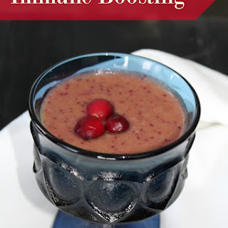 Immune Boosting Smoothie for Kids.