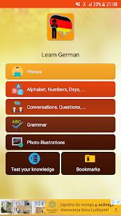 Learn German - náhled