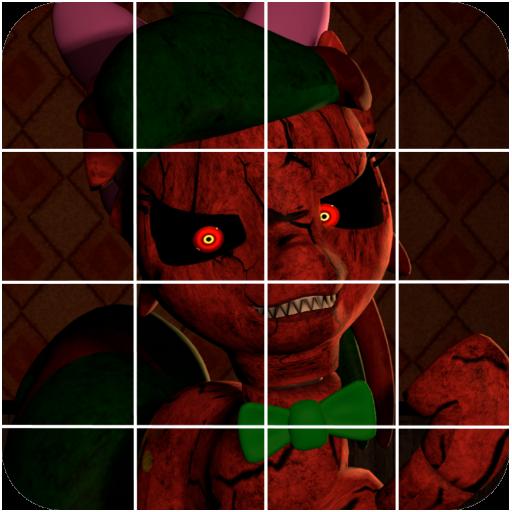 Tile Puzzle-Freddy's Little Pony