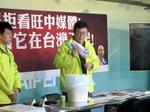 續爆料中國勸柯P選總統 姚文智:蔡衍明、官員神旺設宴