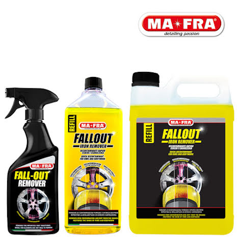 Flygrostlösare- Mafra Fallout Iron Remover