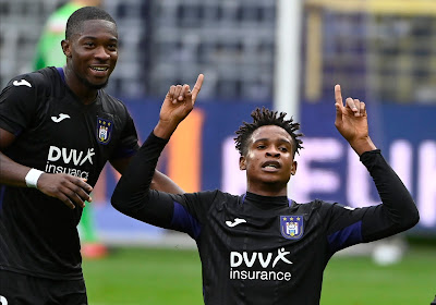 Anderlecht wint 'topper' van Antwerp dankzij nieuwkomer Mukairu