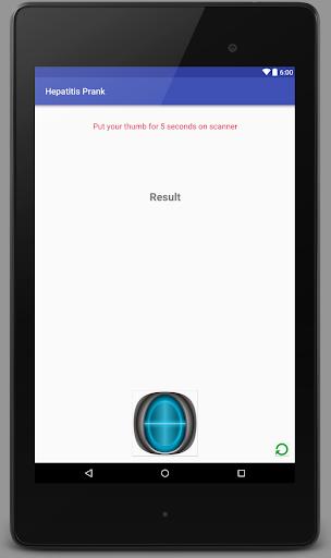玩免費醫療APP|下載Hepatitis Prank app不用錢|硬是要APP