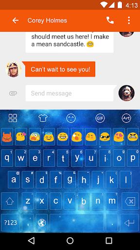 Emoji Keyboard-Galaxy S6