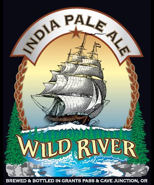 Logo of Wild River India Pale Ale