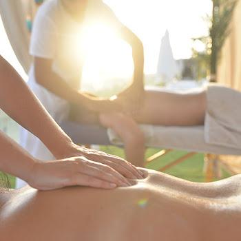 onhotel masage extérieur