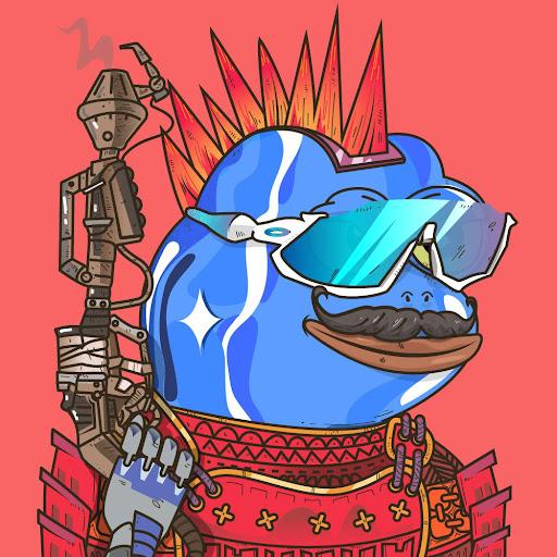 Sad Frogs District