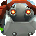 Robot Slaughter Zombies 3D icon