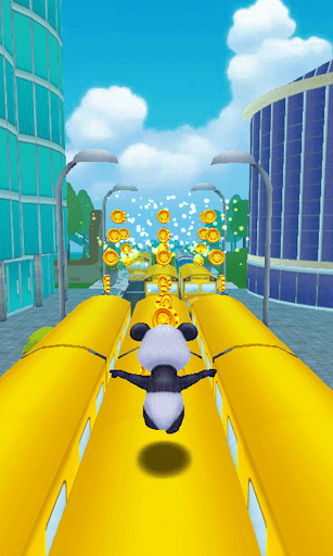 Panda Subway Run 4.1 screenshots 2