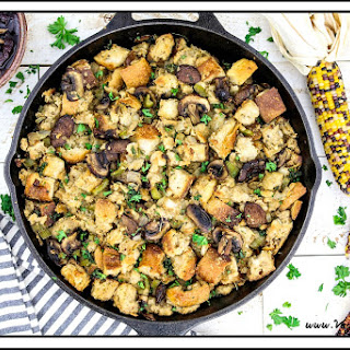 Sourdough Bread Stuffing Recipes