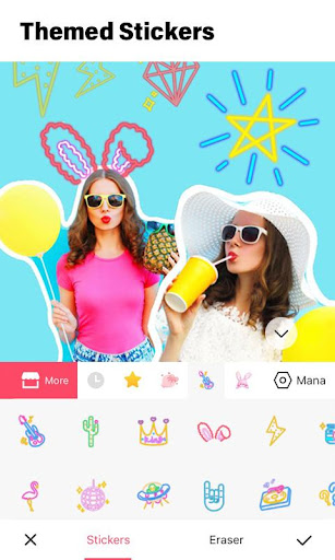 Meitu – Beauty Cam, Easy Photo Editor screenshot 5