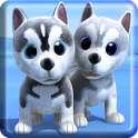 Talking Husky Dog icon