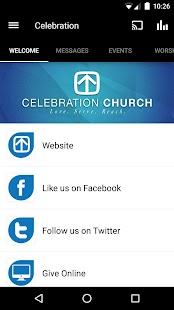 CelebrationChurch Fairhope- screenshot thumbnail