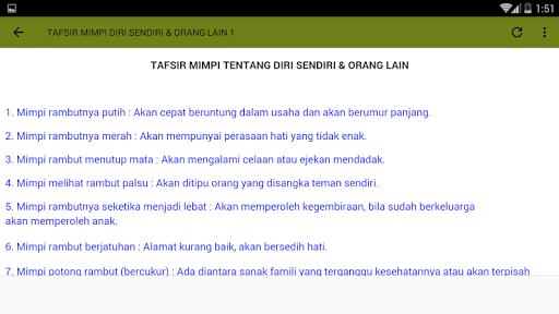 Tafsir Mimpi Menurut Islam screenshots 13