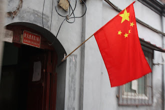 Photo: Day 190 - Yet Another Flag in Hutang Alley