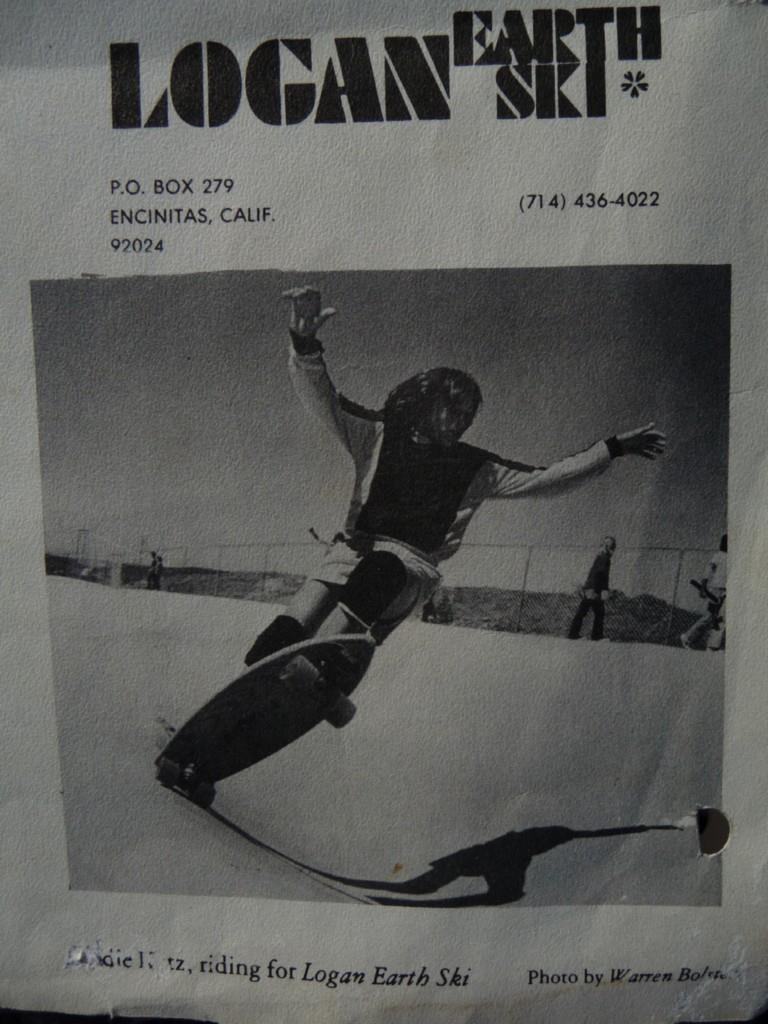 Photo: Eddie stylin it at Carlsbad Skate Park