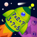 Learn Math - Space Math Hero