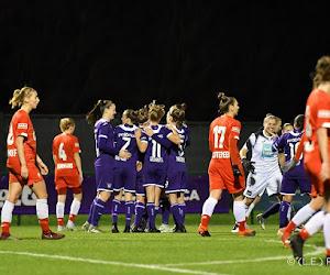 Anderlecht klopt Standard in Vrouwenclasico en staat nu al tien punten voor!