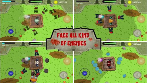 Survival Zombie Machine  screenshots 3