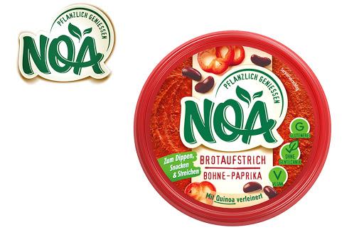 Bild für Cashback-Angebot: NOA Brotaufstrich Bohne-Paprika