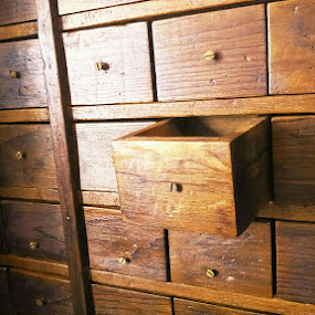 Antiques 01 by Kevin Lucas - Artistic Objects Furniture ( wood, vintage, cabinet, drawers, furniture, antique,  )