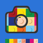 Create brixpix.me LEGO® Mosaic
