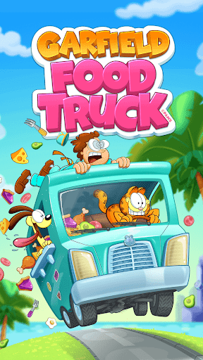 Garfield Food Truck 1.0.2 screenshots 5