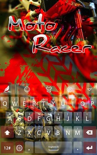 Moto Racer for Hitap Keyboard
