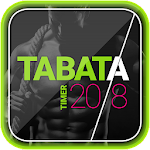 Best 20/8 Tabata Timer (No Ads) Icon