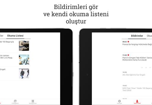 Haberler: Son Dakika Haberleri 3.1.11 screenshots 7