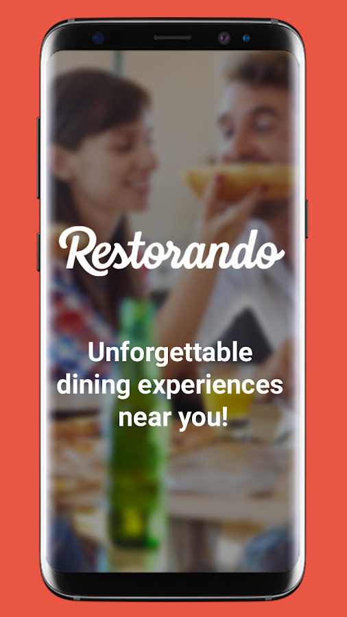 Restorando: Restaurant Reservations - Book a table- screenshot