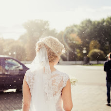 Wedding photographer Leonid Gubarenko (Damencki). Photo of 08.09.2014