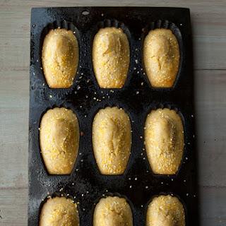 Cornmeal Madeleines