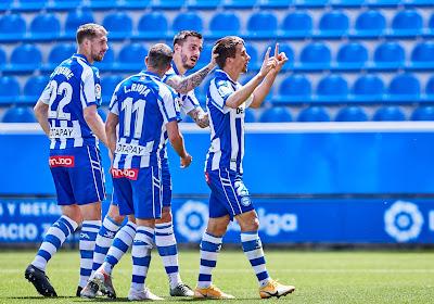 Liga : Alavés signe une bonne opération