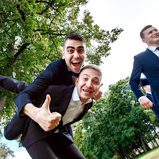 Wedding photographer Elena Metelica (ELENANDROMA). Photo of 05.10.2016