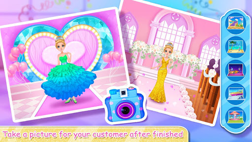 Wedding Dress Maker - Princess Boutique 1.5.3122 screenshots 7