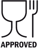 Food and beverage approved hydration systems