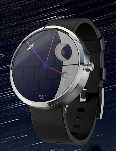 SPACEY Free Watch Face
