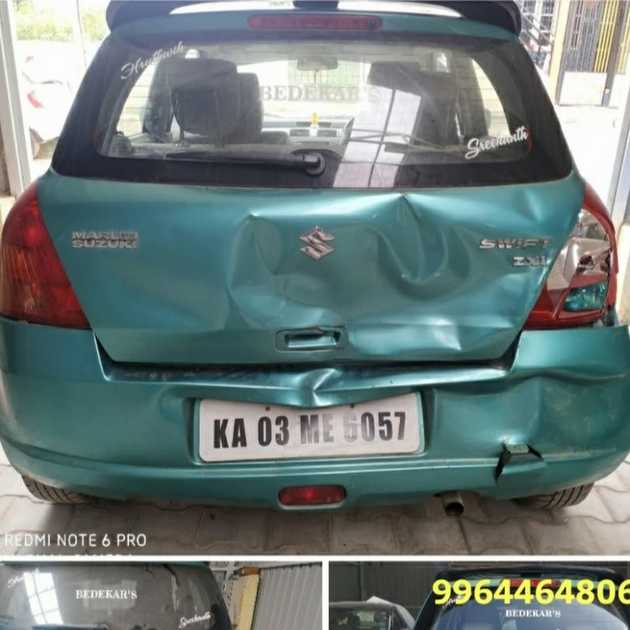 Car Painting Reasonable Price Tinkering Car Dent Repair