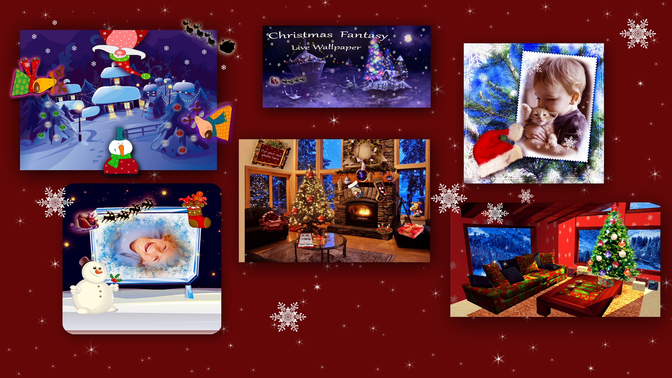 Christmas Wallpapers and Love