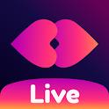 ZAKZAK LIVE: Live Video Chat & Meet Strangers icon