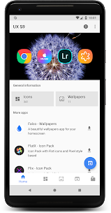 UX Experience S9 – Icon Pack APK 1