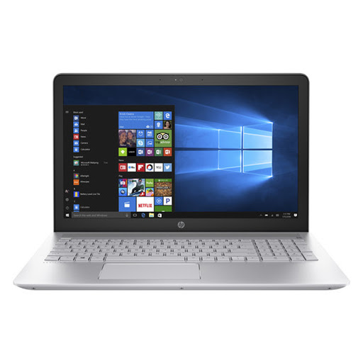 Máy tính xách tay/ Laptop HP Pavilion 15-cc042TU (3MS16PA) (Xám)