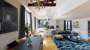 Appartement 3 pièces 85,53 m2